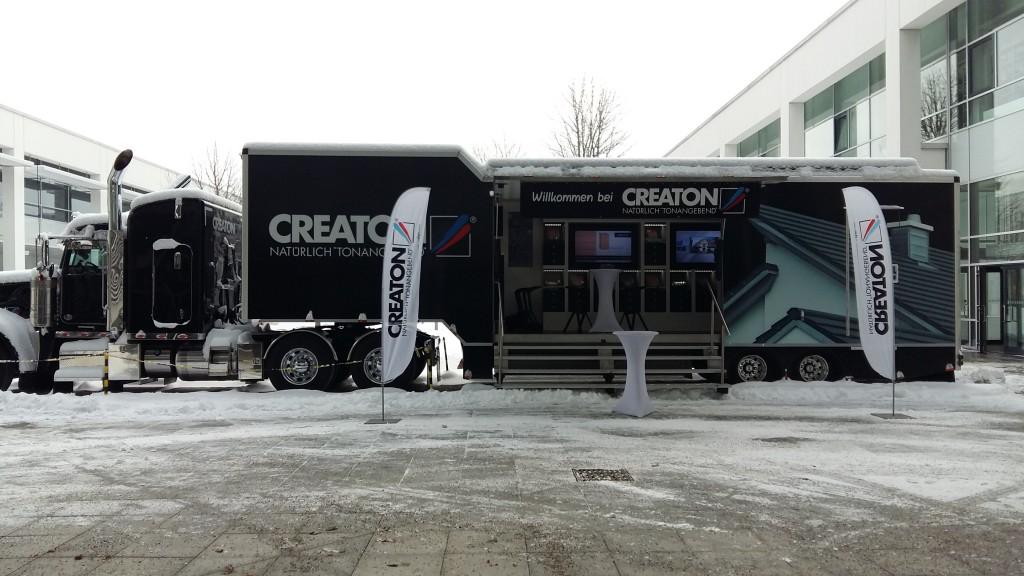 автомобіль Creaton