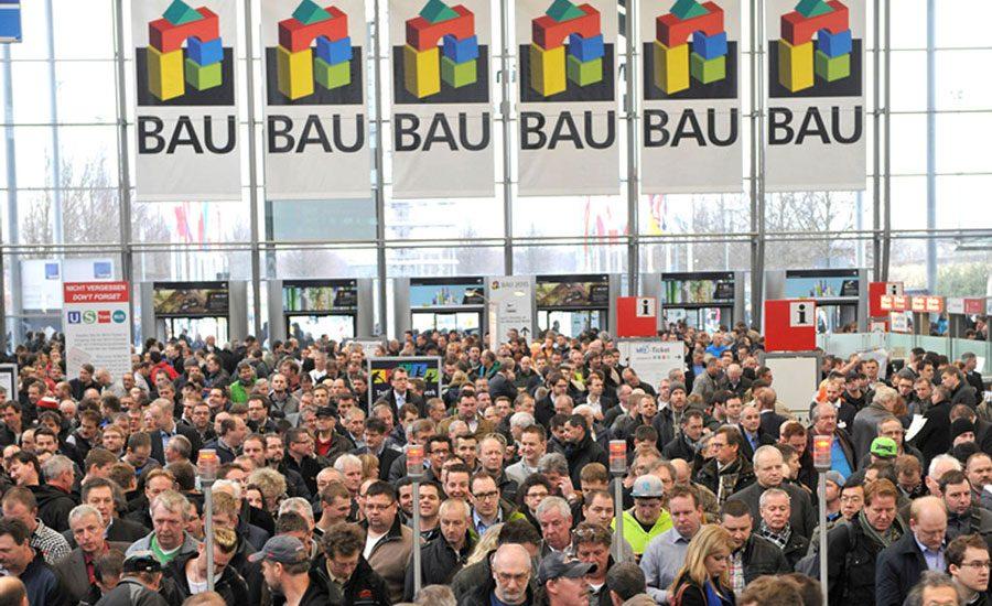 выставка BAU-2017