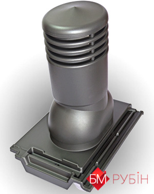 вентвыход алюминиевый 1