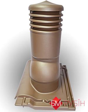 вентвыход алюминиевый 5