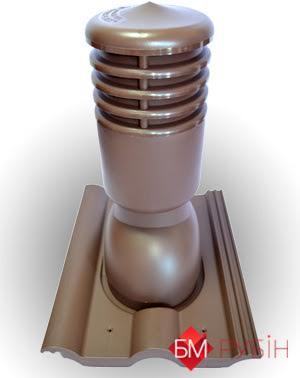 Вентвыход для цементно-песчаной черепицы KDBBO