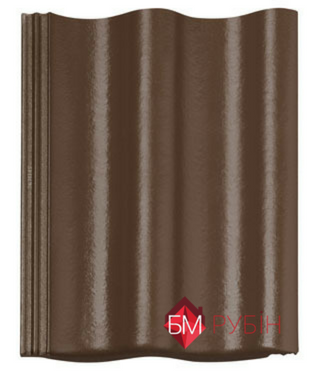 Цементно-песчаная Браас Харцер коричневый Цисар