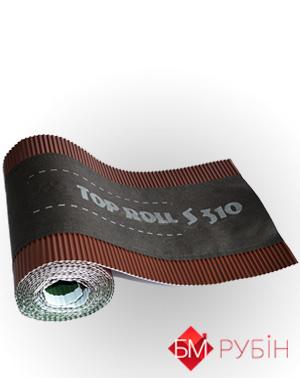 Коньковая вентиляционная лента Top- Roll S 390, 310, 230, 190