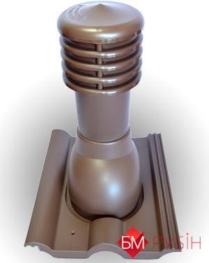 Вентвыход для цементно-песчаной черепицы KDBB-1-1