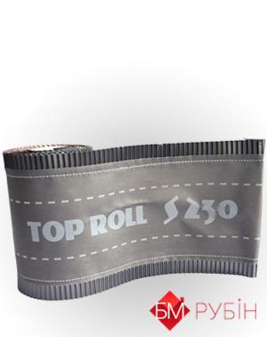 коньковая вентиляционная лента для металлочерепицы